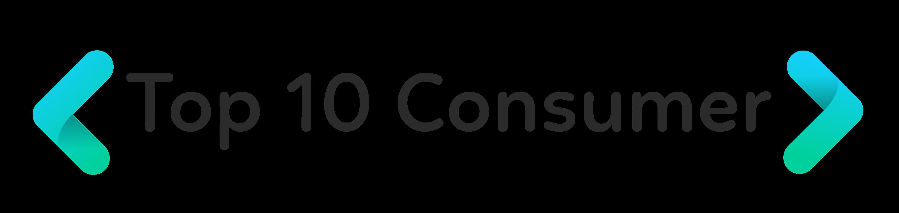 Top 10 Consumer