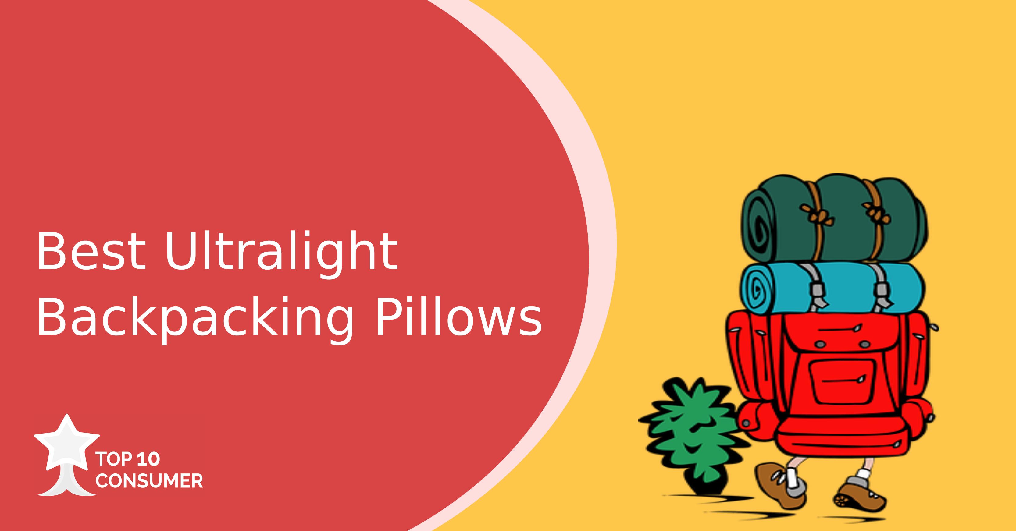 Best Ultralight Backpacking Pillows