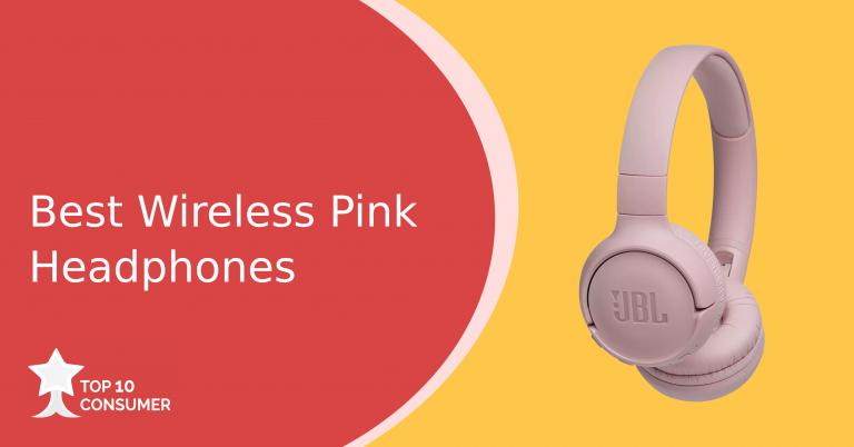 Best Wireless Pink Headphones