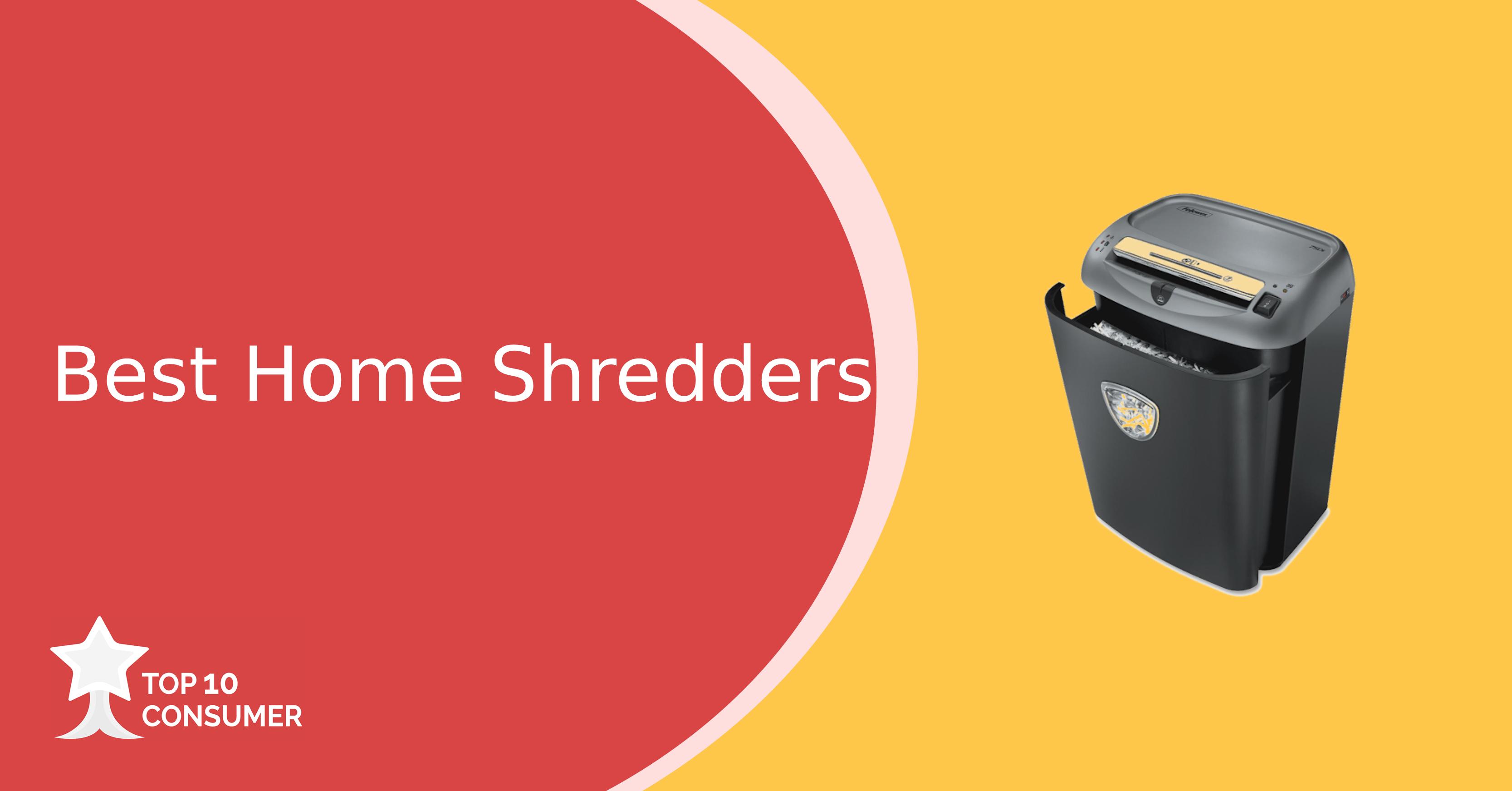 Best Home Shredders