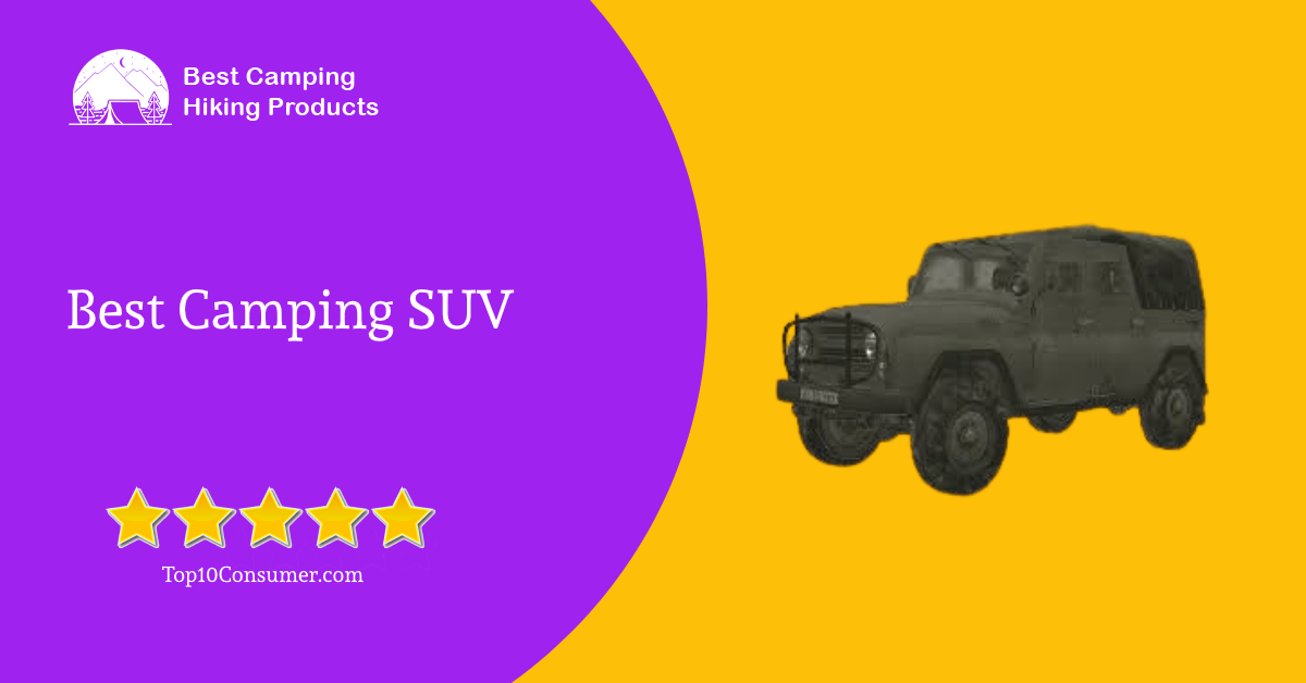 Best Camping SUV