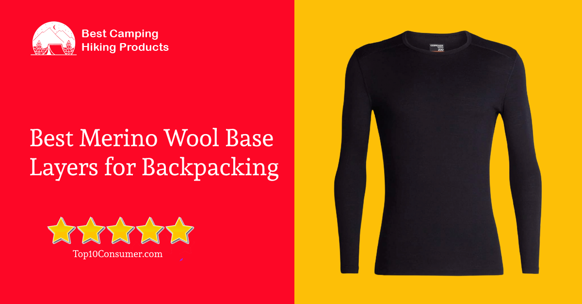 Best Merino Wool Base Layers for Backpacking