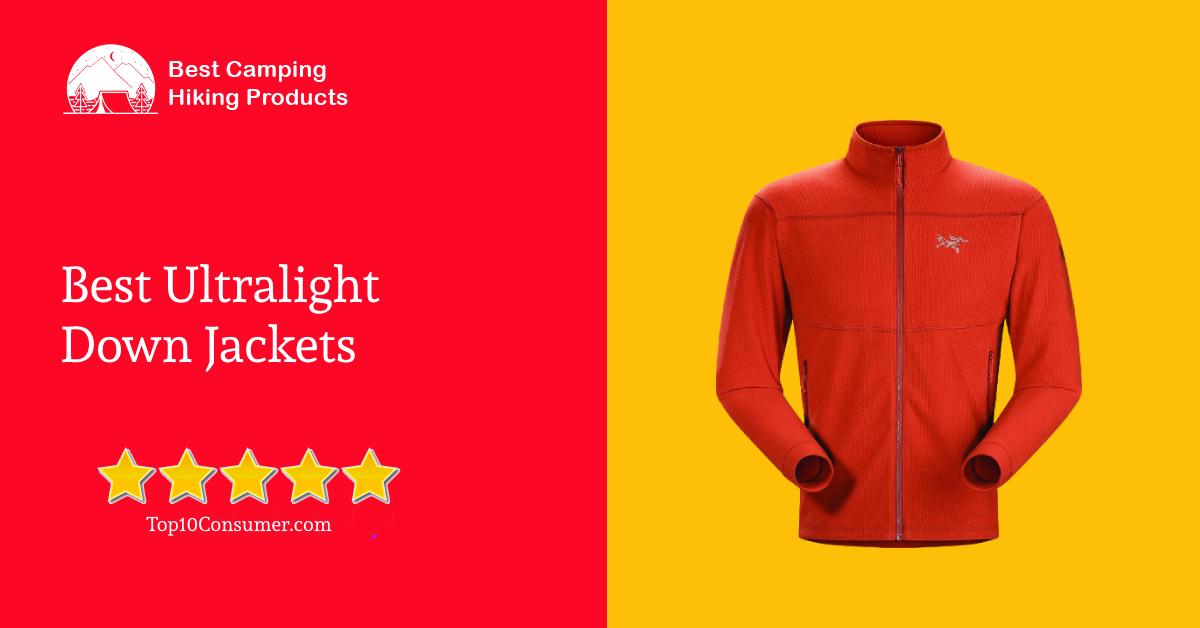 Best Ultralight Down Jackets