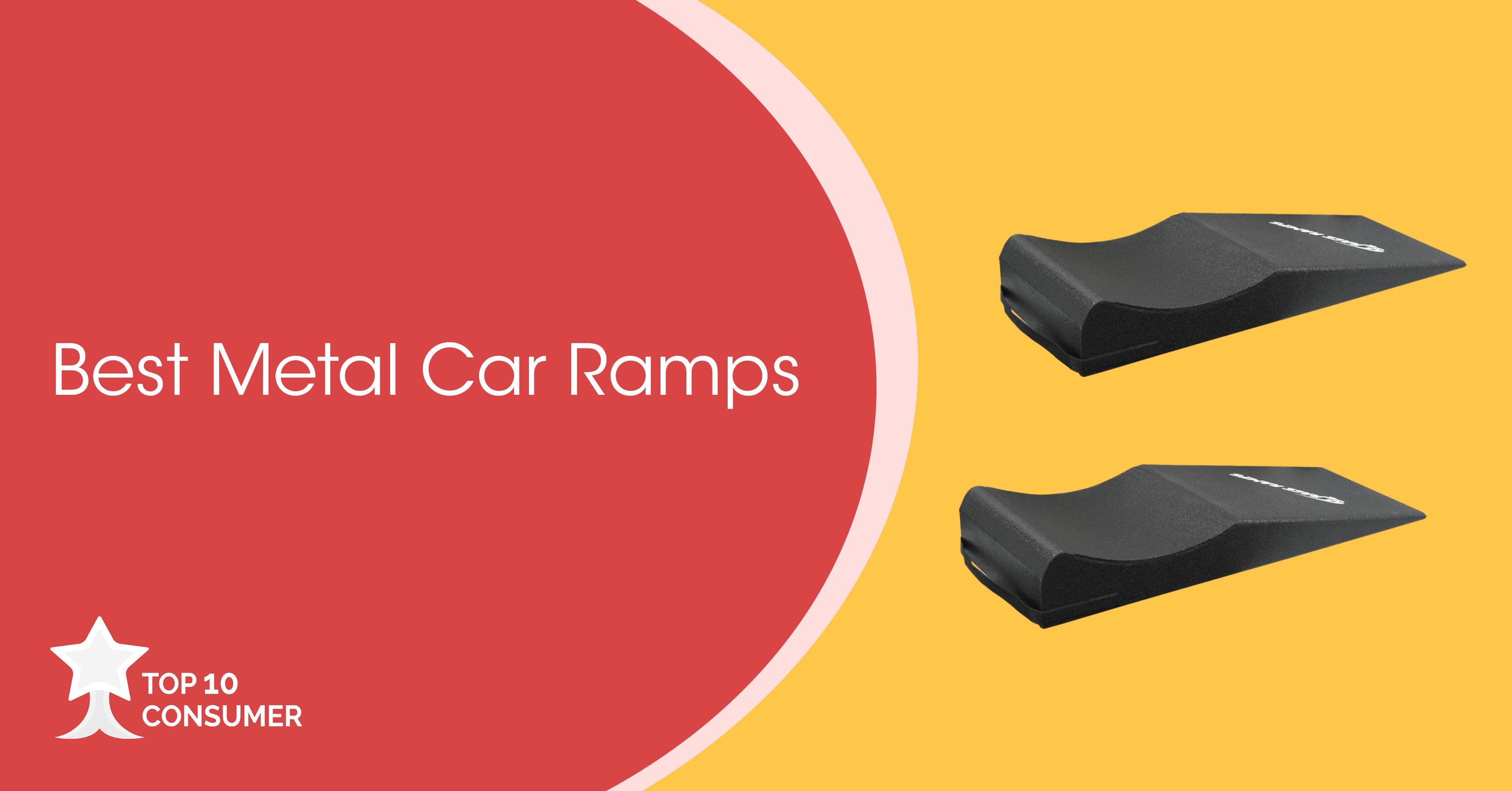 Best Metal Car Ramps