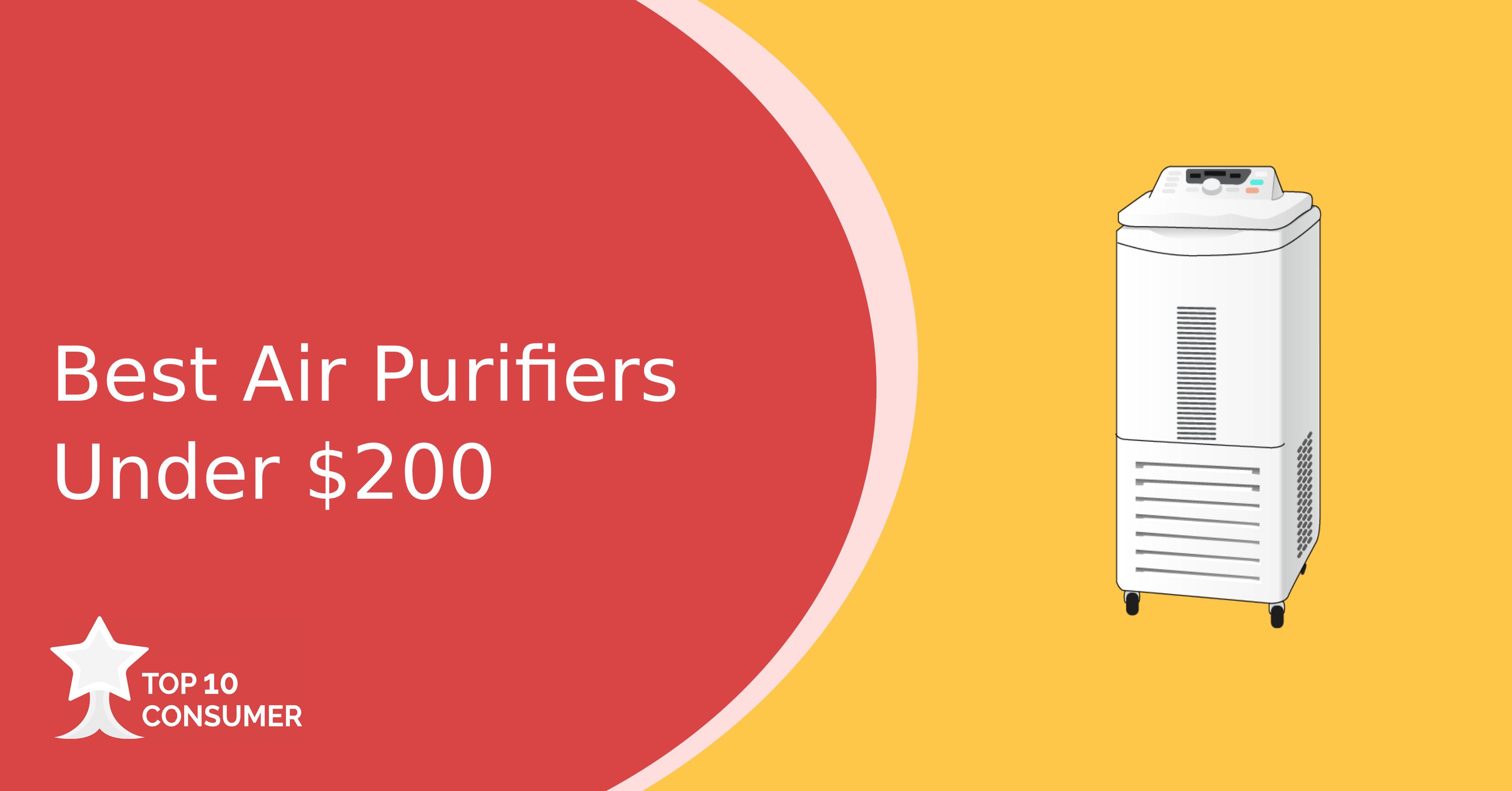 Best Air Purifiers Under $200