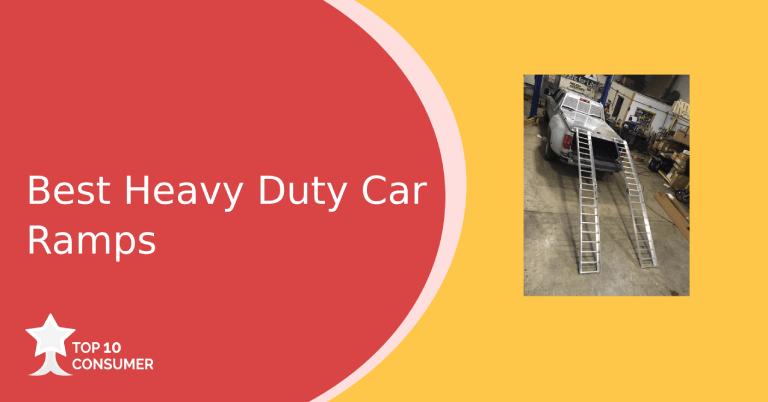 Best Heavy Duty Car Ramps