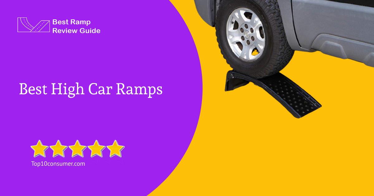 Best High Car Ramps