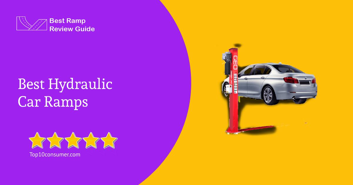 Best Hydraulic Car Ramps