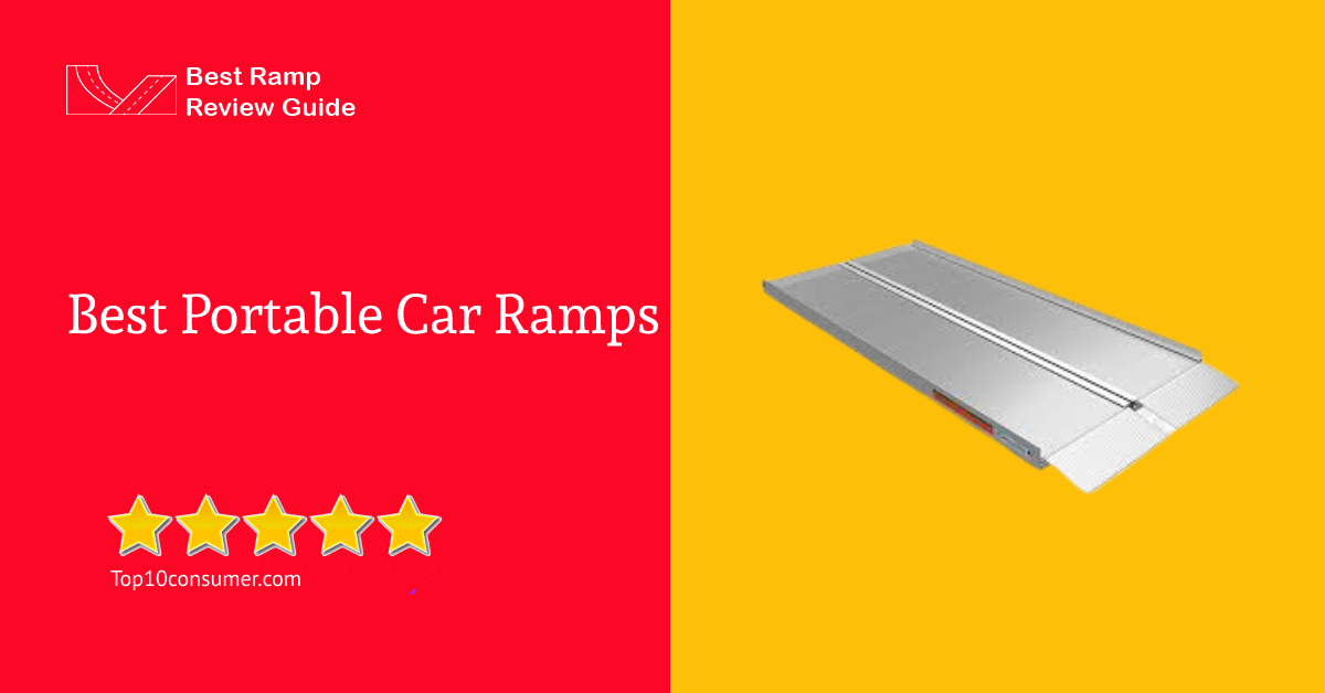 Best Portable Car Ramps