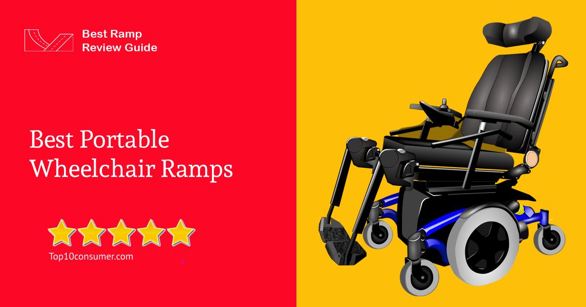Best Portable Wheelchair Ramps