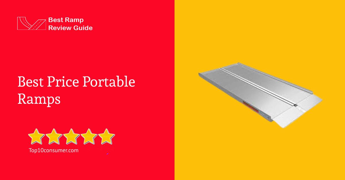 Best Price Portable Ramps