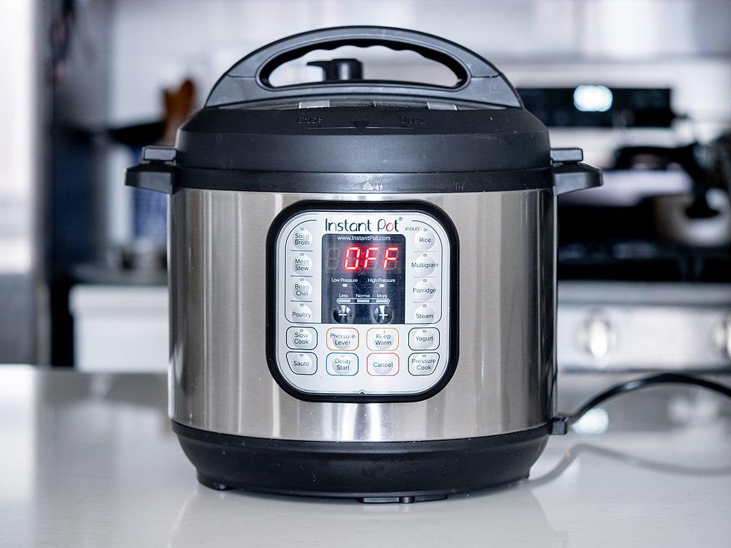 Step Two: Prepare your Pressure Cooker