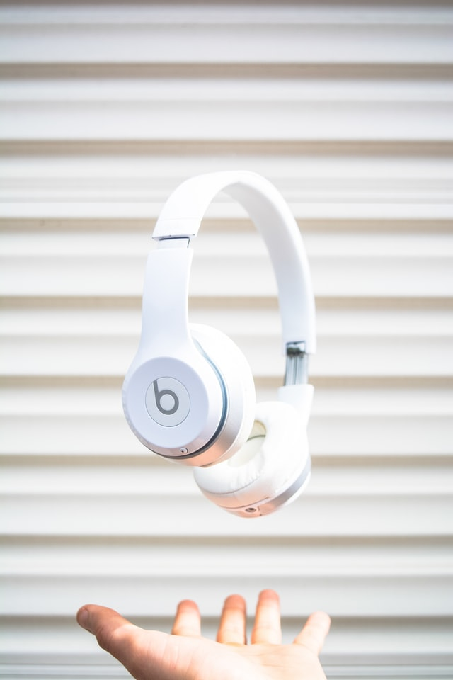 beats headphones thrown in the air. Are beats worth the money?