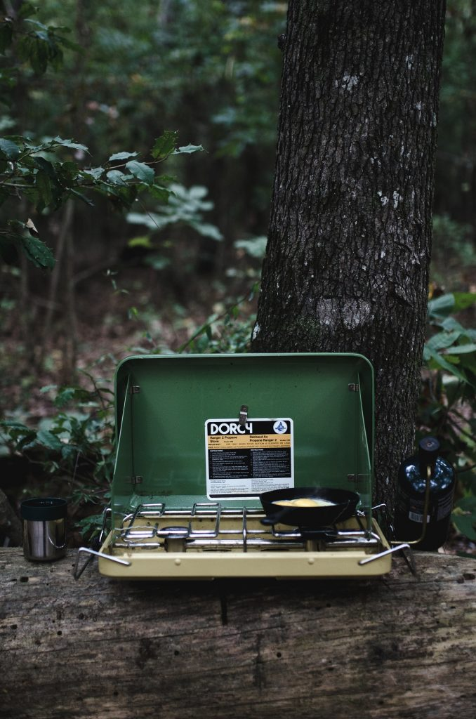 Types of Camping Stoves