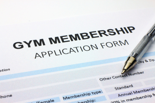 Which is More Beneficial: Training in the Home or Training in the Gym? Gym application