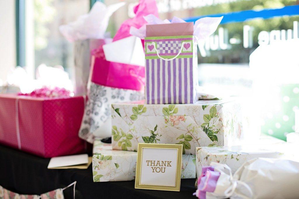 Shower gift v. Wedding gift
