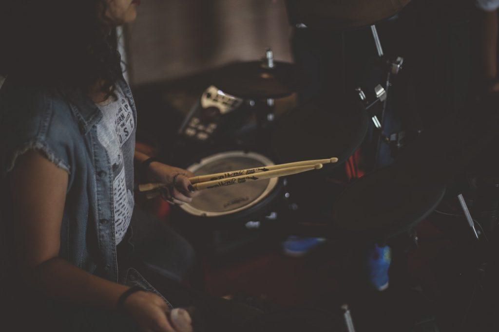 Why Do Drummers Wear Headphones