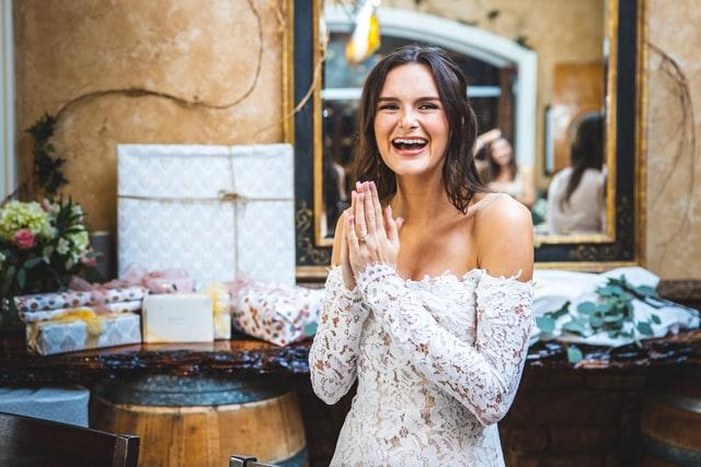 Bridal Shower Gift: Getting started