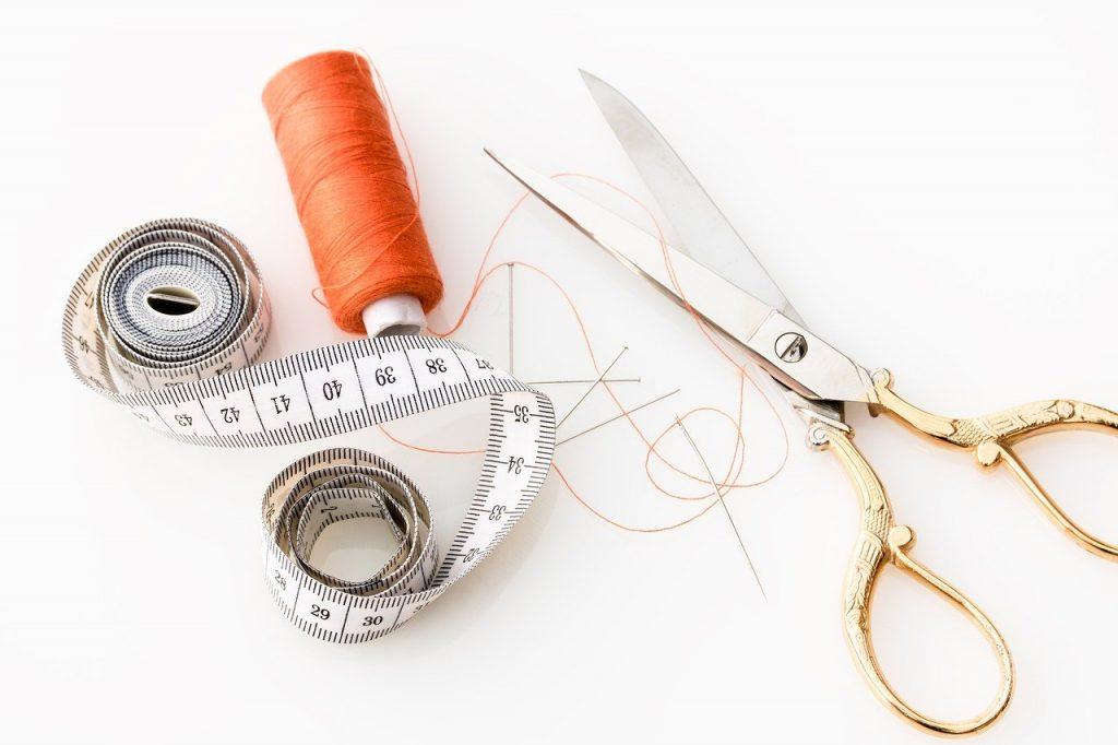 Sewing Scissors vs Everyday Scissors