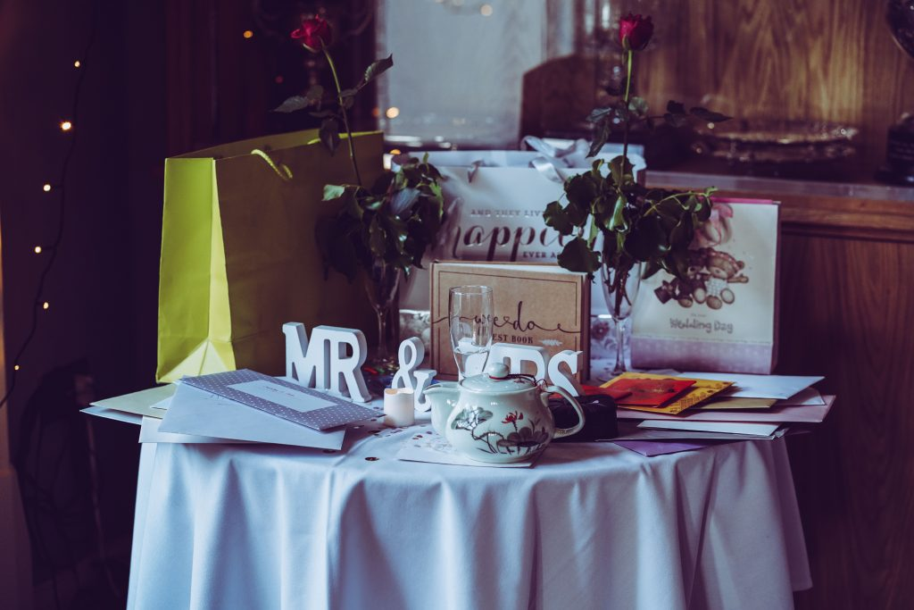 Expectation of Gifts and Registry