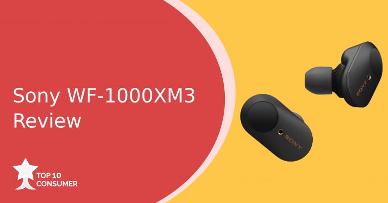 Sony WF-1000XM3 Review
