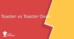 Toaster vs Toaster Oven