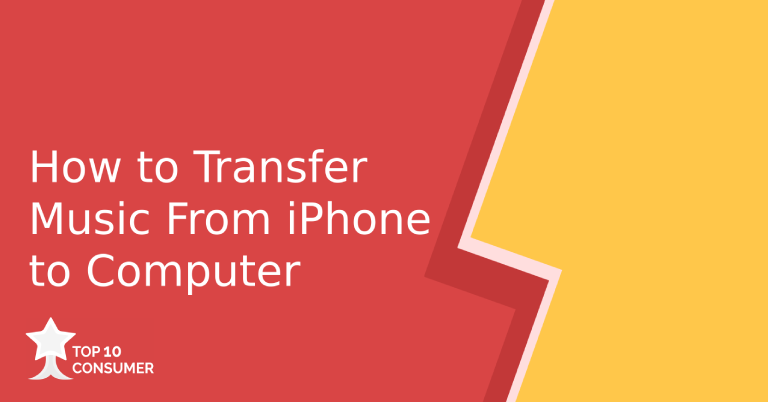 How to Transfer Music from iPhone to Computer