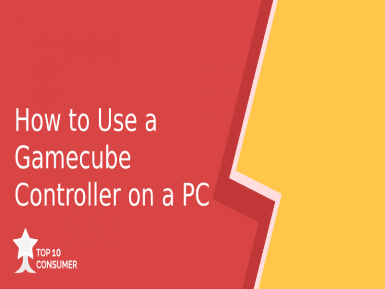 How to Use a Gamecube Controller on a PC